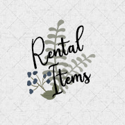 Special event rentals in Burns Rent-Alls serving South Bend IN, Niles MI, Elkhart, Mishawaka