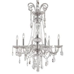 Rental store for CRYSTAL CHANDELIER 9-LIGHT in Mishawaka IN