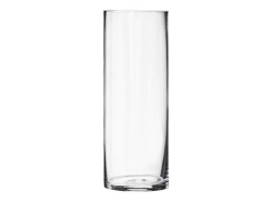 Rental store for CYLINDER GLASS VASE  3.5 x10 in Mishawaka IN