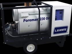 Rental store for FOREMAN 230 BTU OIL HEATER in Mishawaka IN