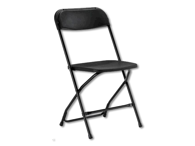 Where to find BLACK FOLDING CHAIR in Mishawaka