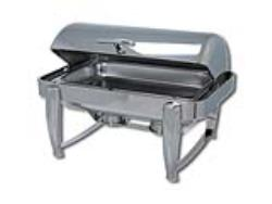 Rental store for Roll Top Chafer  Silver 8qt in Mishawaka IN