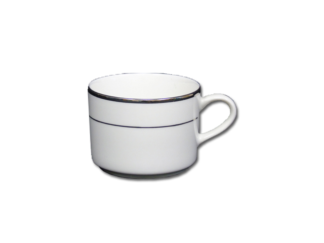 Where to find CLEO PLATINUM RIM 8 OZ COFFEE CUP in Mishawaka