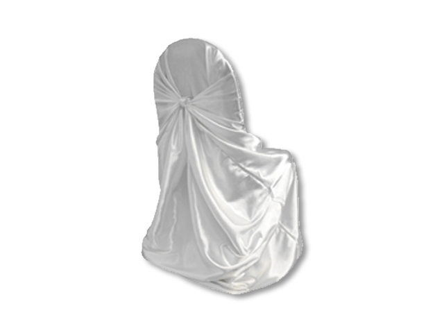 Where to find WHITE SATIN CHAIR BAG in Mishawaka