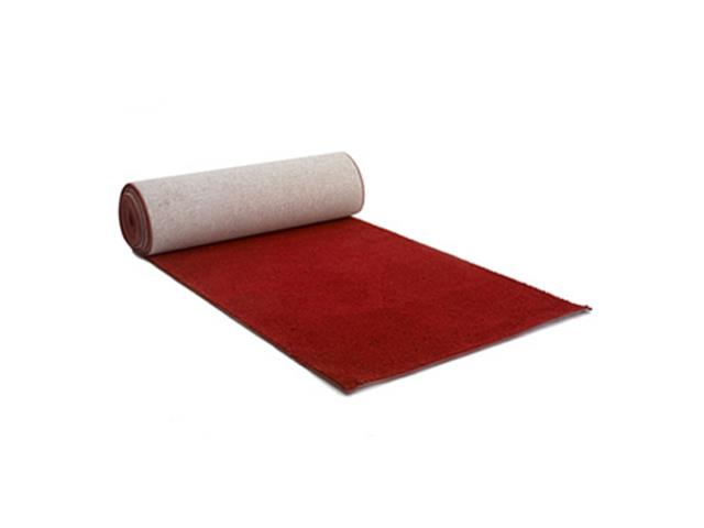 Where to find RUNNER, RED 3 X 25  AISLE CARPET in Mishawaka