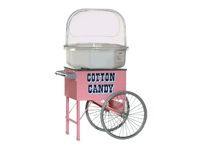 Where to find COTTON CANDY CART in Mishawaka