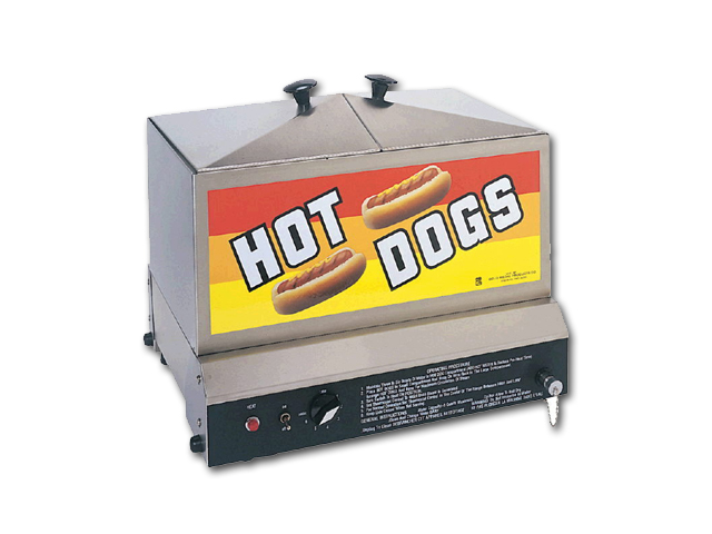 hot dog machine steamer burns special event rentals mishawaka south bend elkhart nothern. Black Bedroom Furniture Sets. Home Design Ideas