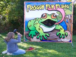 Rental store for FROGGY FLY FLING GAME in Mishawaka IN