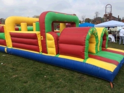 Rental store for INFLATABLE, OBSTACLE COURSE in Mishawaka IN