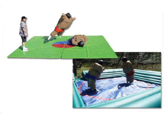 Where to find INFLATABLE, SUMO 20X20  PACK. in Mishawaka