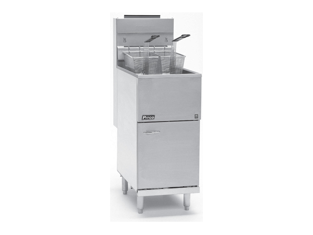 Where to find FRYER, DEEP DBL BASKET PITCO 35C in Mishawaka