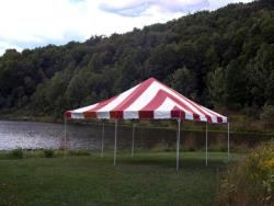 Rental store for 20 X20  R W EXPANDABLE FRAME TENTS in Mishawaka IN