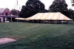 Rental store for 40 X 80  Y W MAIN EXPANDABLE POLE TENTS in Mishawaka IN