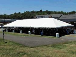 Rental store for 30 X 90  WHITE EXPANDABLE FRAME TENTS in Mishawaka IN