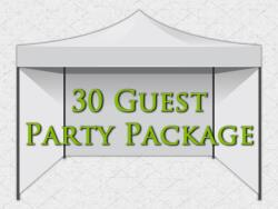 Rental store for 15  X 15  TENT PARTY PACKAGE in Mishawaka IN