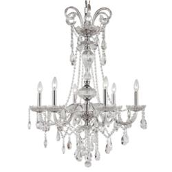Rental store for CRYSTAL CHANDELIER 6-LIGHT in Mishawaka IN