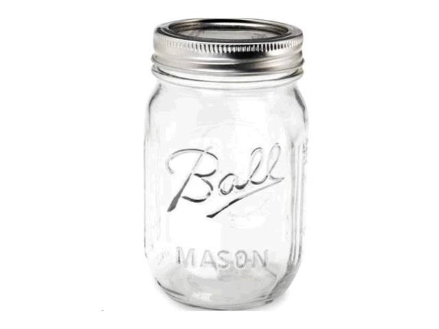 Where to find MASON JAR 16 oz. in Mishawaka