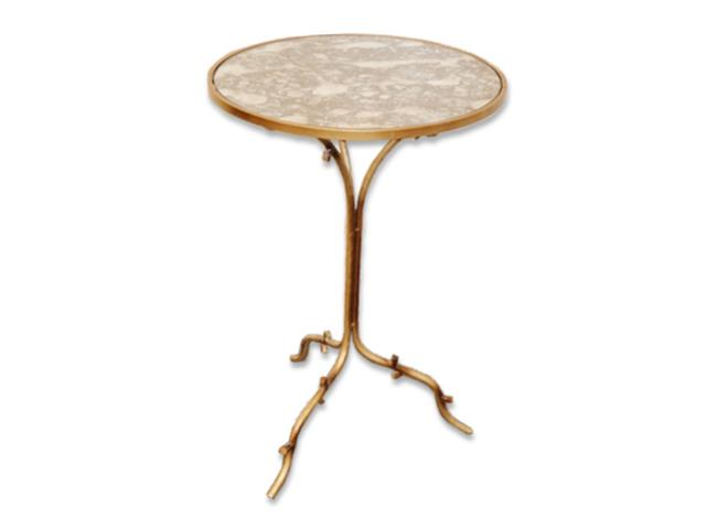 Where to find GOLD STEM ACCENT TABLE in Mishawaka