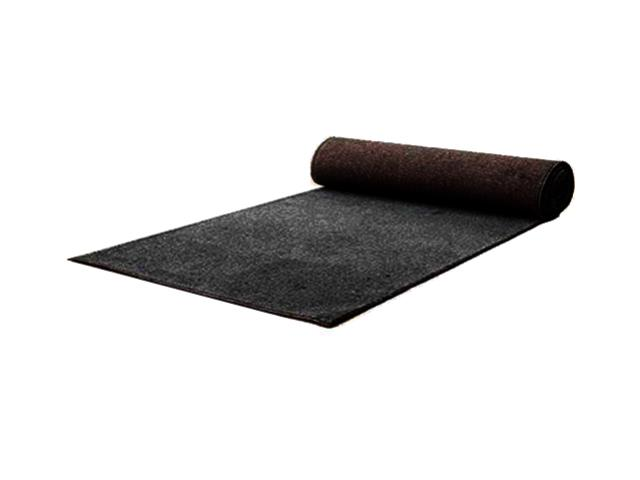 Where to find RUNNER, BLK 5 X 25  AISLE CARPET in Mishawaka