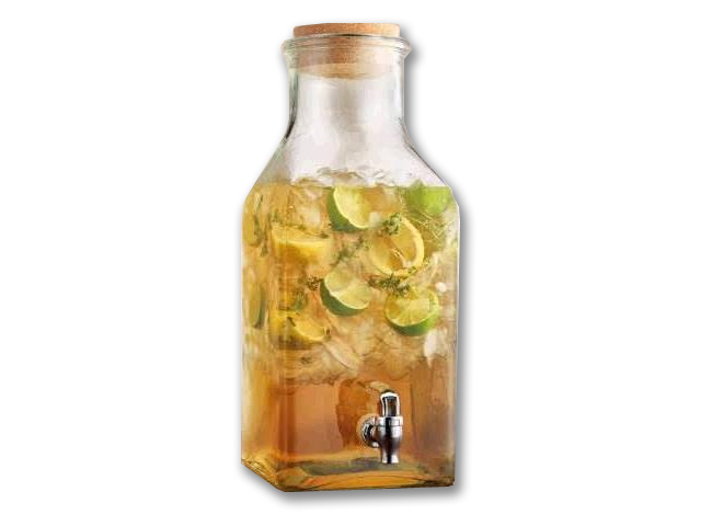 Where to find GLASS CORK TOP DRINK DISPENSER  2.5 GAL in Mishawaka