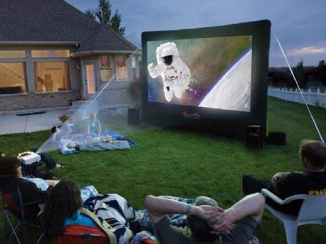Where to find INFLATABLE SCREEN in Mishawaka