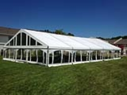 Rental store for 40  WIDE STRUCTURE TENT in Mishawaka IN