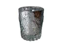 Rental store for SILVER MERCURY HURRICANE VASE  Small in Mishawaka IN