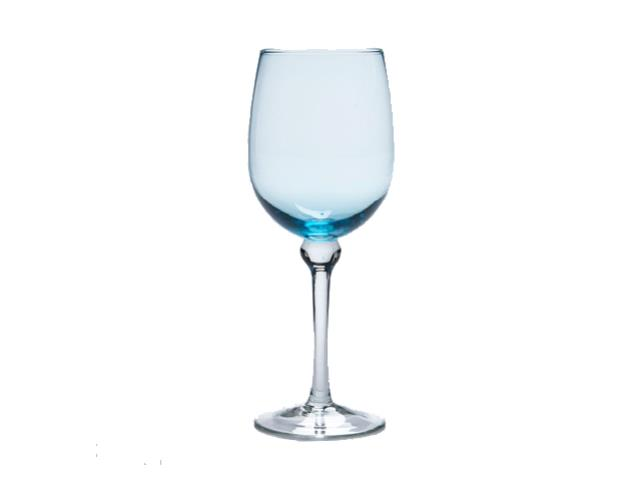 Where to find TINTED BLUE GOBLET 16 oz. in Mishawaka