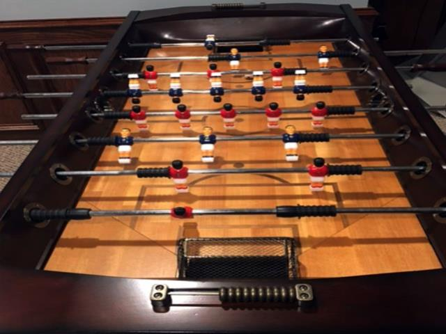 Where to find FOOSBALL GAME in Mishawaka