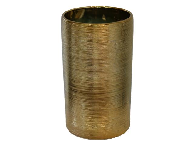 Where to find GOLD ETCHED VASE  CYLINDER 5 x8 in Mishawaka