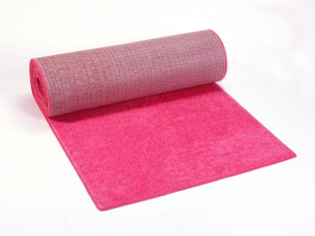 Where to find RUNNER, PINK 5  x 25  AISLE CARPET in Mishawaka