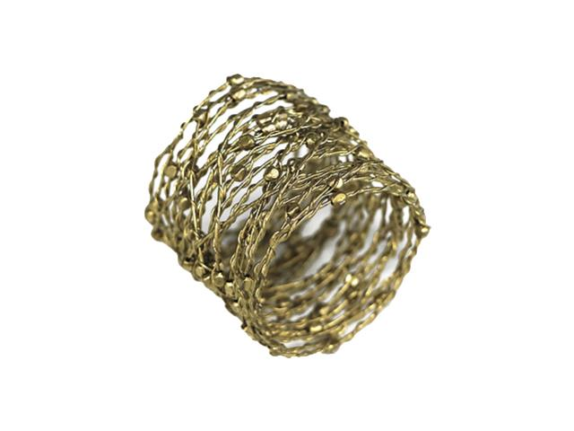 Where to find GOLD METAL CHAIN NAPKIN RING in Mishawaka