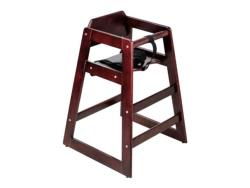 Rental store for HIGH CHAIR, MAHOGANY in Mishawaka IN