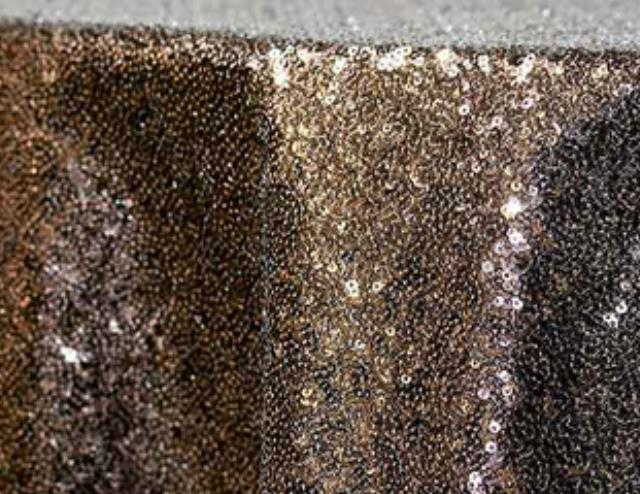 Where to find BRONZE SEQUIN LINEN in Mishawaka