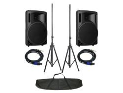 Rental store for SOUND SYSTEM - DOUBLE SPEAKERS in Mishawaka IN