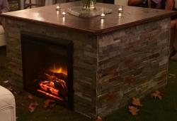 Rental store for CUSTOM FIREPLACE in Mishawaka IN