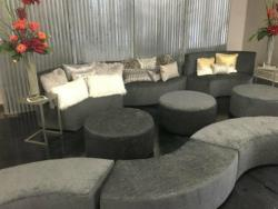 Rental store for SERPENTINE LOUNGE FURNITURE in Mishawaka IN
