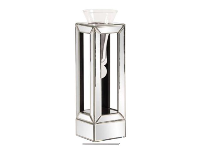Where to find MIRRORED PILLAR VASE  20 in Mishawaka