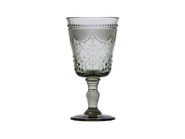Where to find ANTIQUE GREY GOBLET 10OZ in Mishawaka