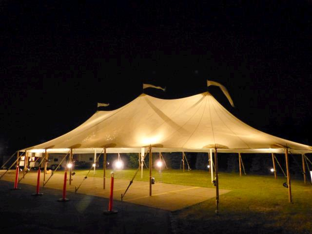 Rent Sailcloth Tents