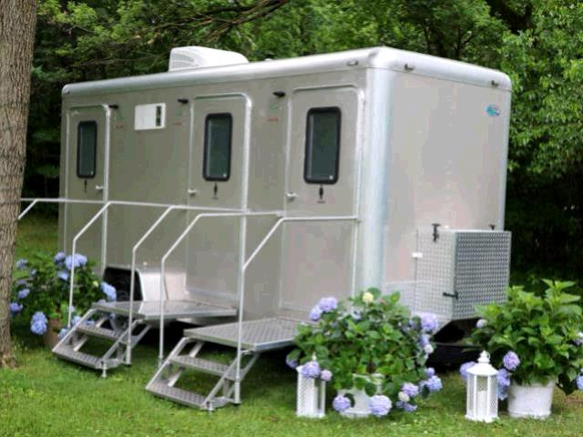 Rent Portable Restrooms