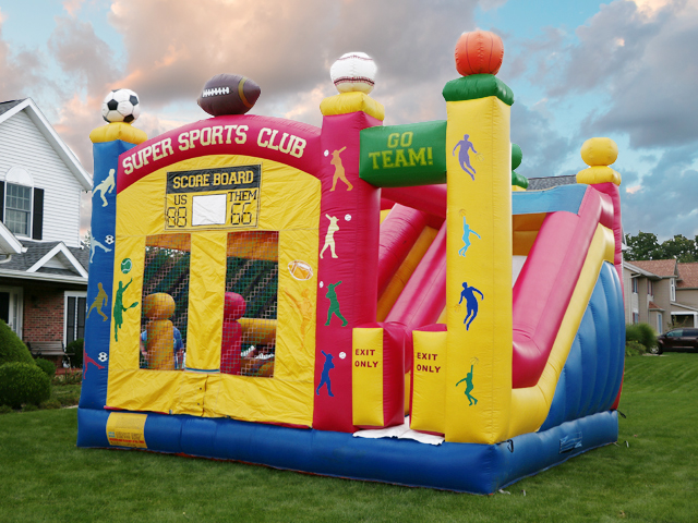 Rent Games & Inflatables